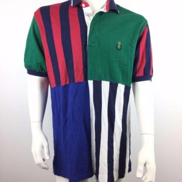 ec199d1638 Vintage Chaps Ralph Lauren Polo Shirt. M_5a9b021736b9dee4405916ae